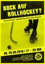 Bock auf Rollhockey?